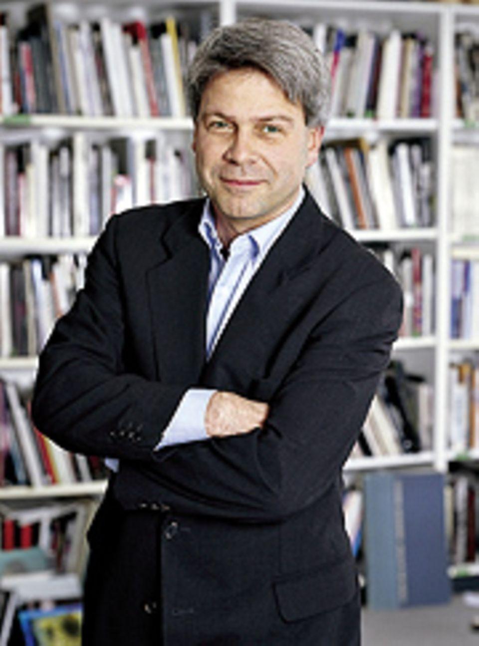 Die 100 wichtigsten Erfindungen: Michael Schaper, Chefredakteur
