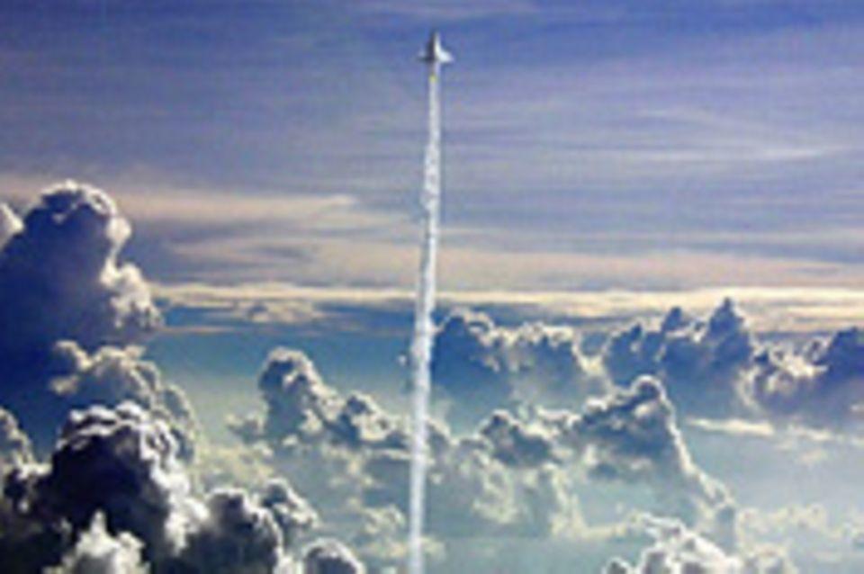 Ab ins Weltall: Die Zukunft des Reisens