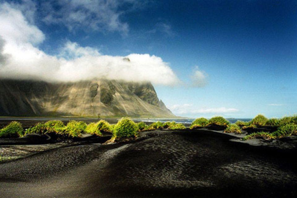 Schiebepuzzle: Nr. 61: Island