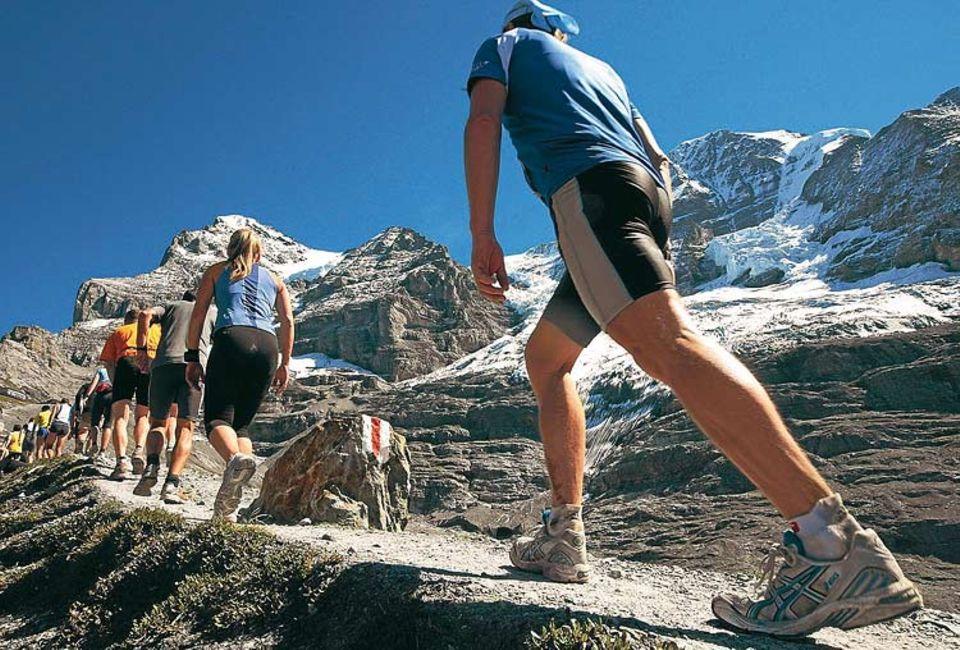 Trendsportart: Berglauf