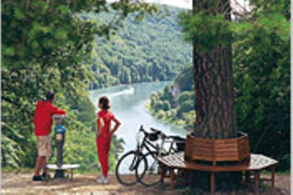 Deutschland: Fünf-Flüsse-Radweg in der Oberpfalz