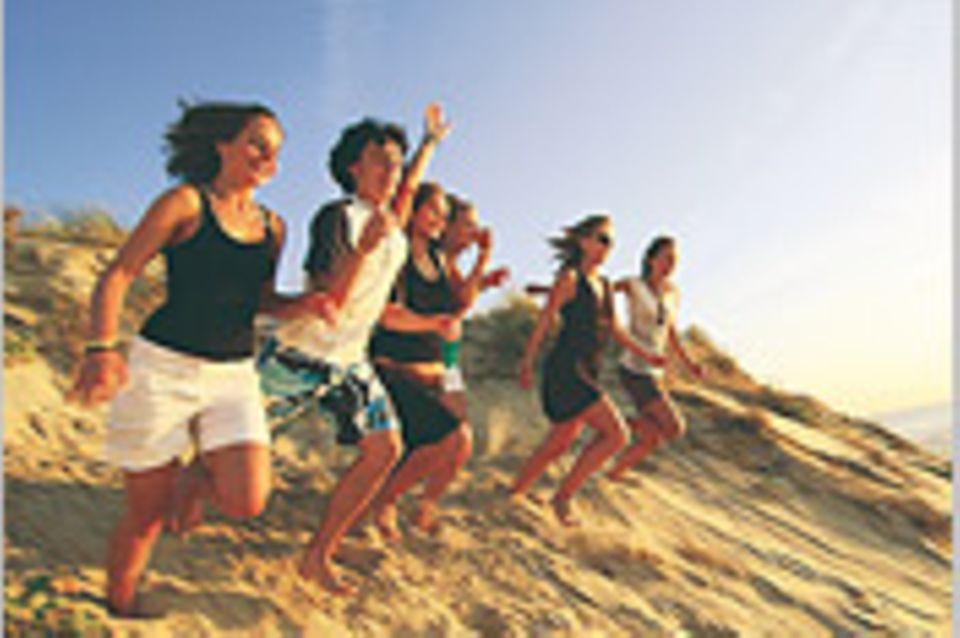 Jugendreisen: Ohne Eltern im Urlaub