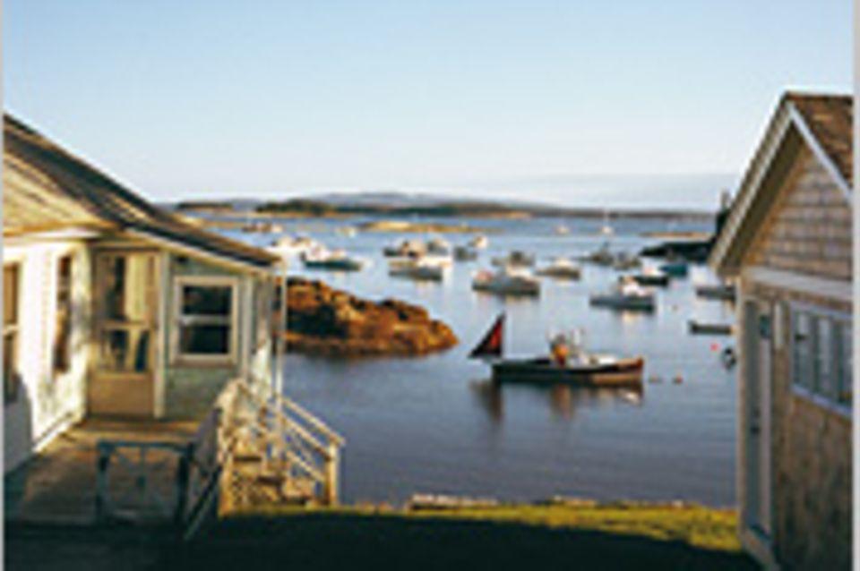 Ostküste USA: Segeln vor Maine