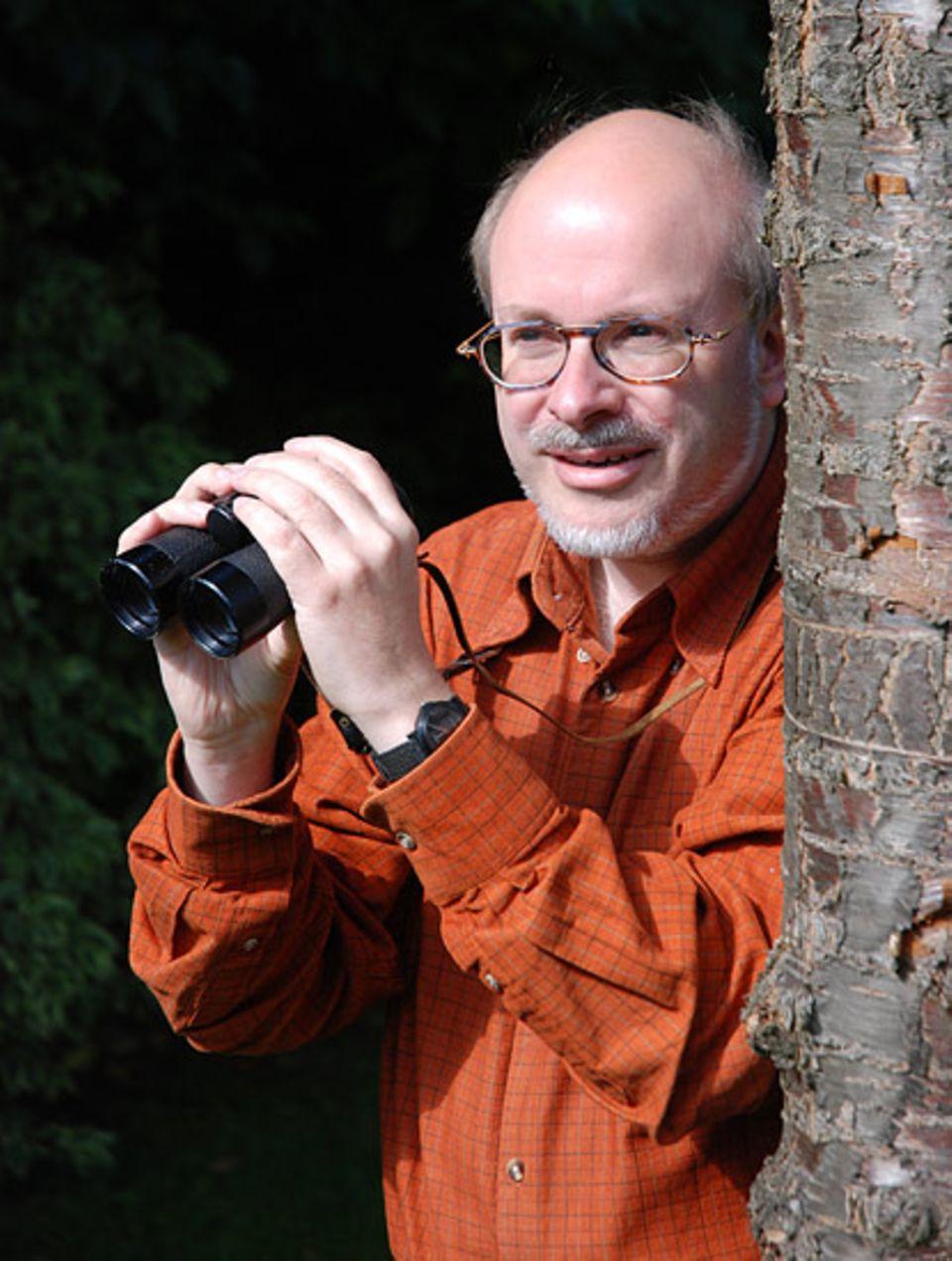 Naturschützer mit Pfiff: Dr. Uwe Westphal