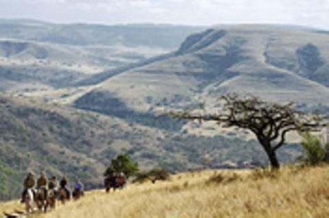 Südafrika: Safari mit Kindern