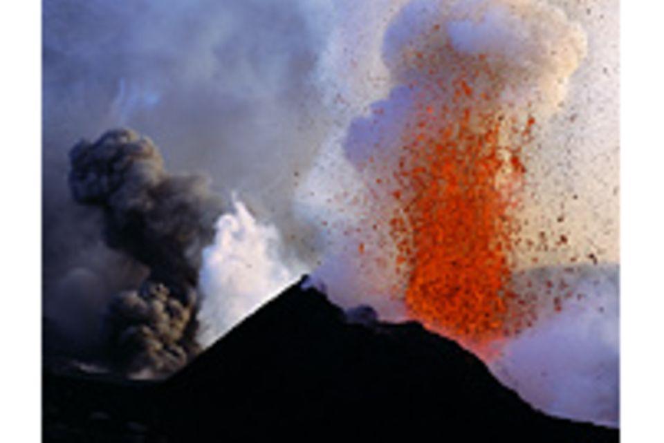 Naturgewalten: Vulkane: Die Macht des Magmas