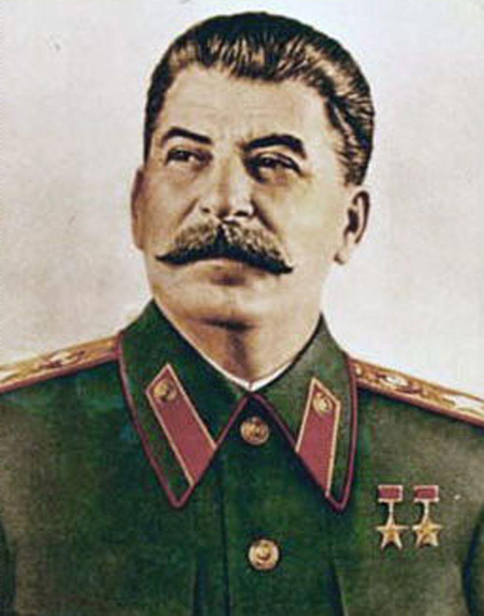 """Diktator Stalin: der """"große Lehrer und Freund"""""""
