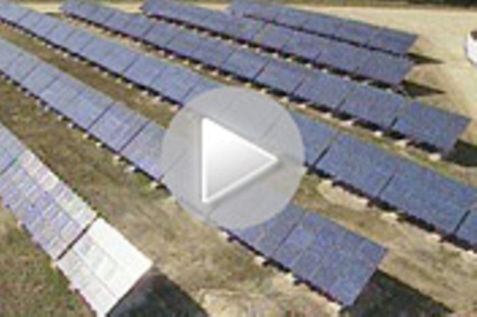 Video: Ökostrom aus der Wüste