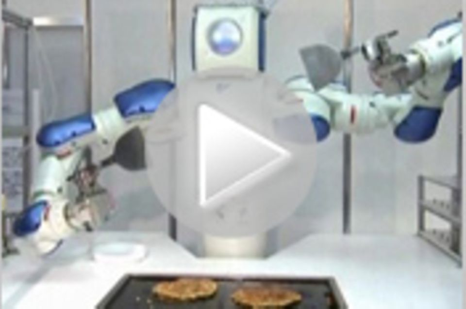 Roboter: Praktische Küchenhelfer?