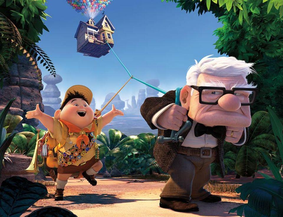 Kinotipp: Carl und Russel auf dem Weg nach Südamerika
