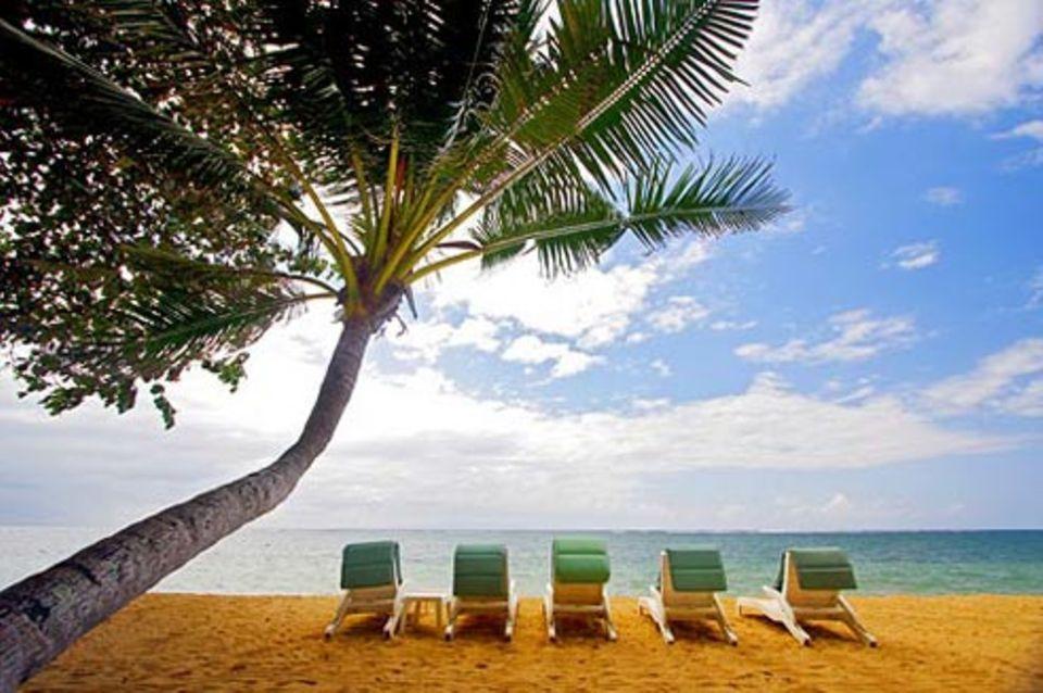 Schiebepuzzle: Nr. 113: Strand auf Bali