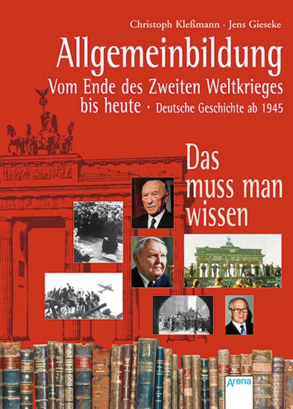 Buchtipps: Nachkriegszeit in Deutschland