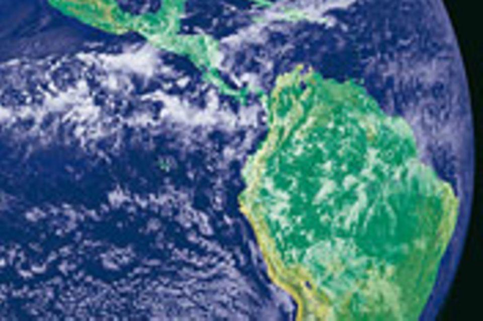 Klima: Verschobener Regen