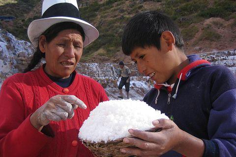 Das Salz der Inkas