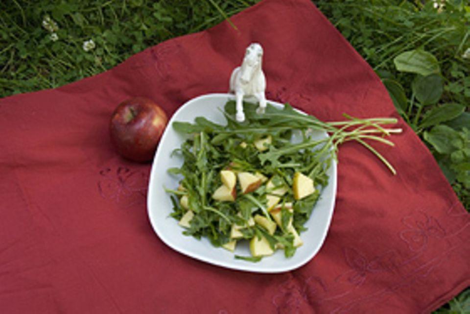 Rezept: Rucola-Salat