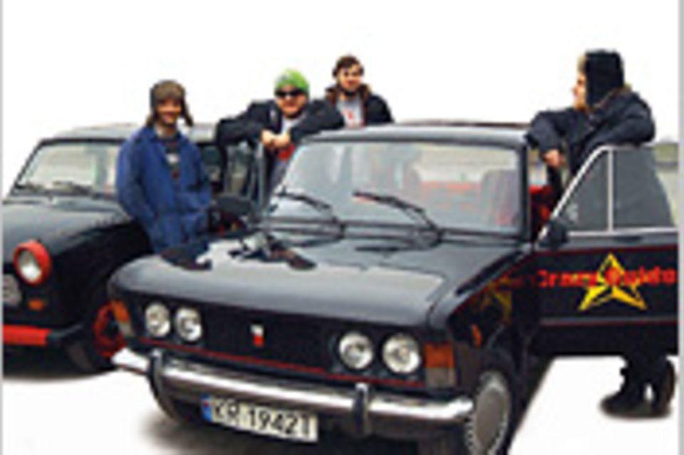 Polen: Trabi-Trip durch Nowa Huta