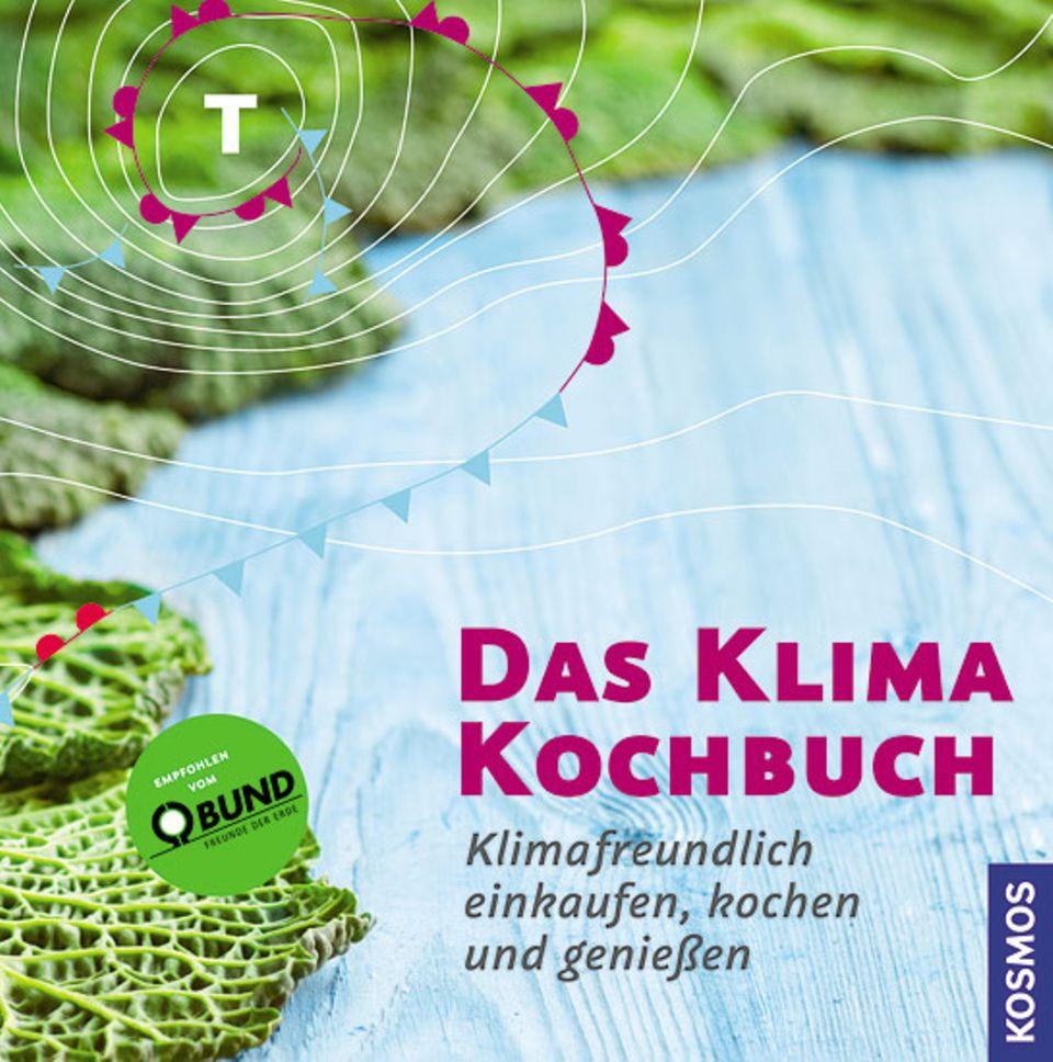 Das Klimakochbuch. Klimafreundlich einkaufen, kochen und genießen; Kosmos-Verlag 2009, 12,95 €