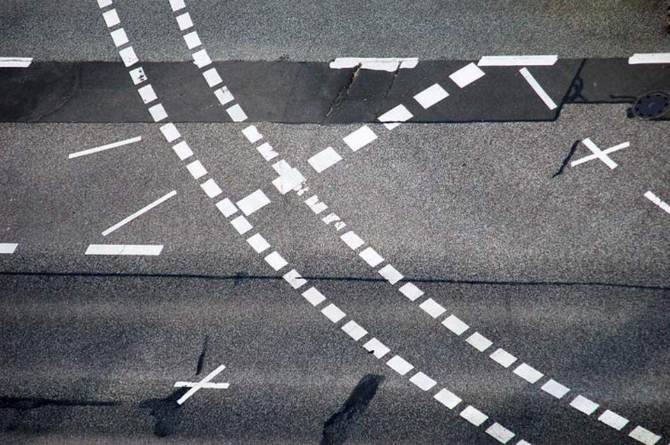 In manchen Städten werden am autofreien Tag einzelne Straßen für den Autoverkehr gesperrt