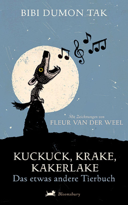 Buchtipp: Kuckuck, Krake, Kakerlake