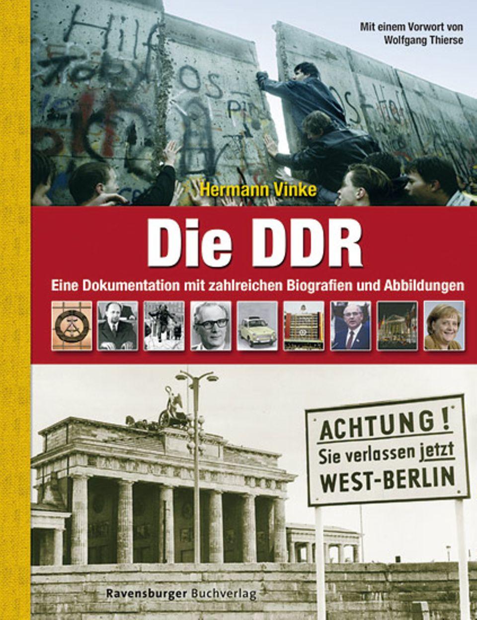 Buchtipps: Zwei deutsche Staaten