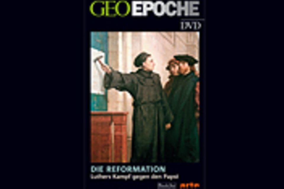 Die Reformation: GEOEPOCHE-DVD: Die Reformation