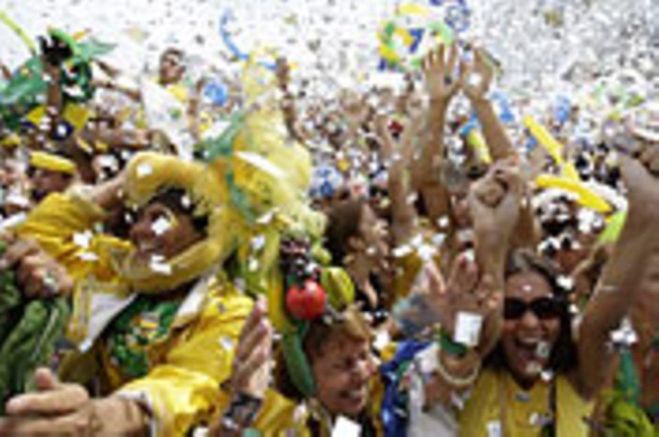 Brasilien: Vorfreude auf 2016