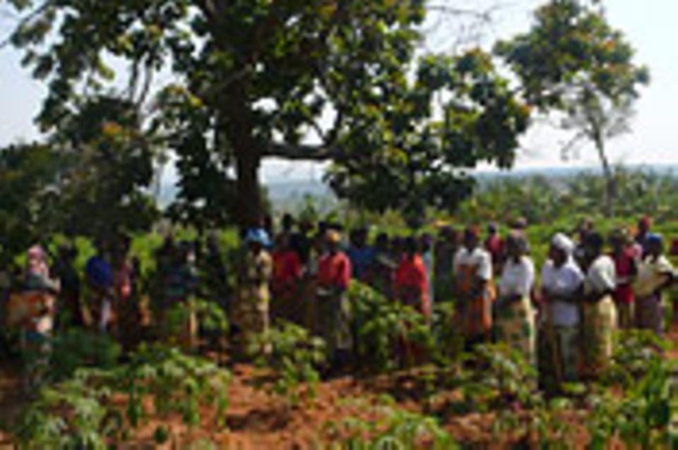 Ruanda, Land der Frauen