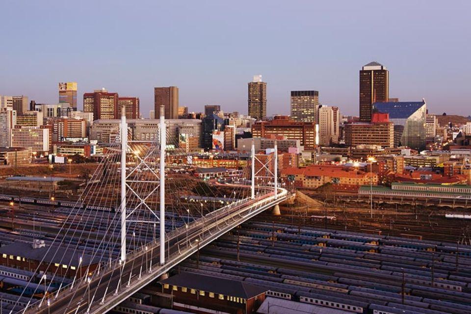 Macht einigen Urlaubern anfangs Angst, dann jede Menge Spaß: Johannesburg