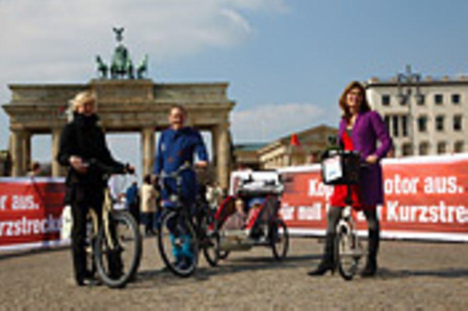 Mobilität: PR fürs Fahrrad