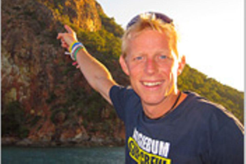 Interview: Als Inselhausmeister in Queensland