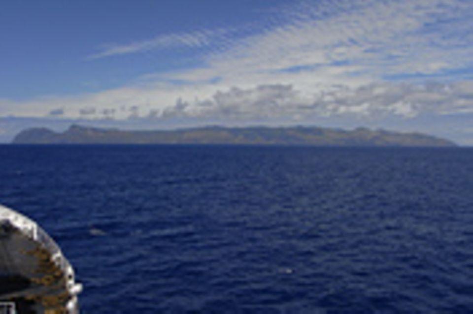 Saint Helena, vergessen im Atlantik