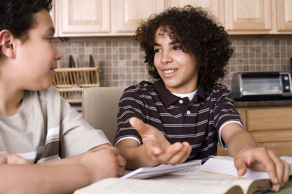 Lernen: Kommunikativer Lerntyp