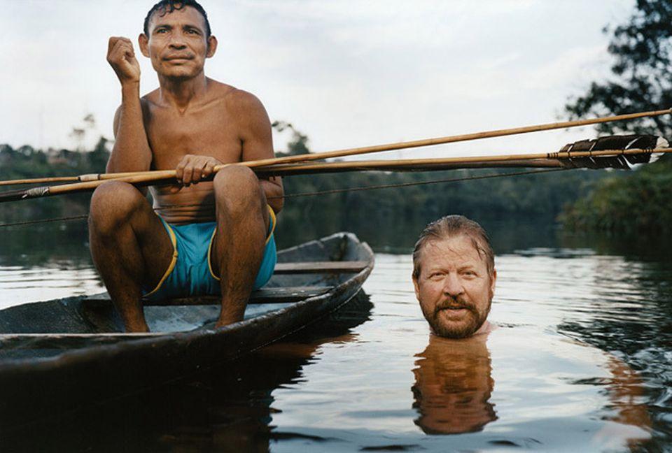 Ein Kopf für Sprachen: Daniel Everett ist ein halbes Leben lang in die Dschungelwelt der Piraha in Brasilien eingetaucht