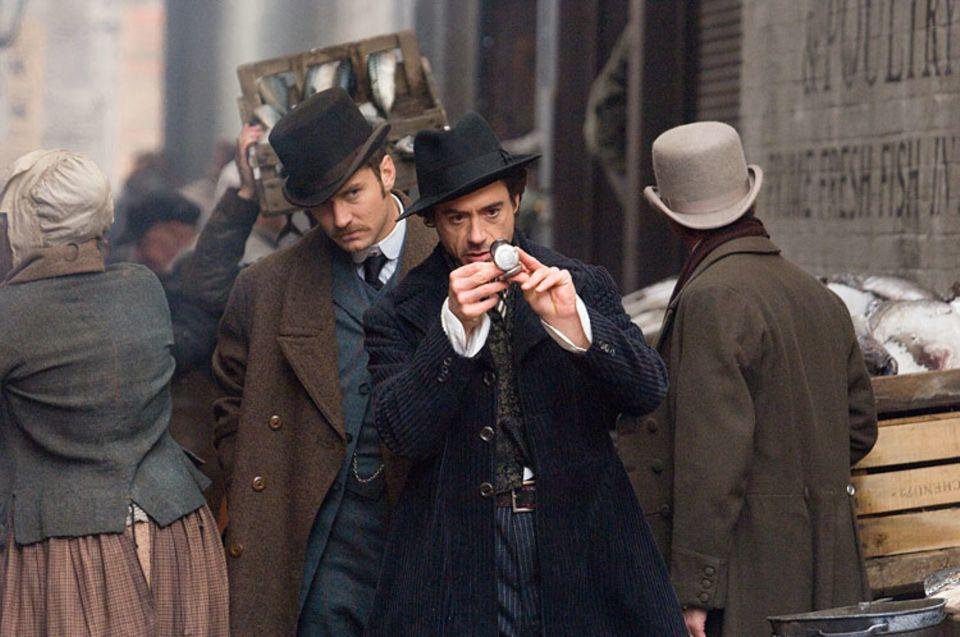 Kinotipp: Sherlock Holmes: Kinotipp: Sherlock Holmes