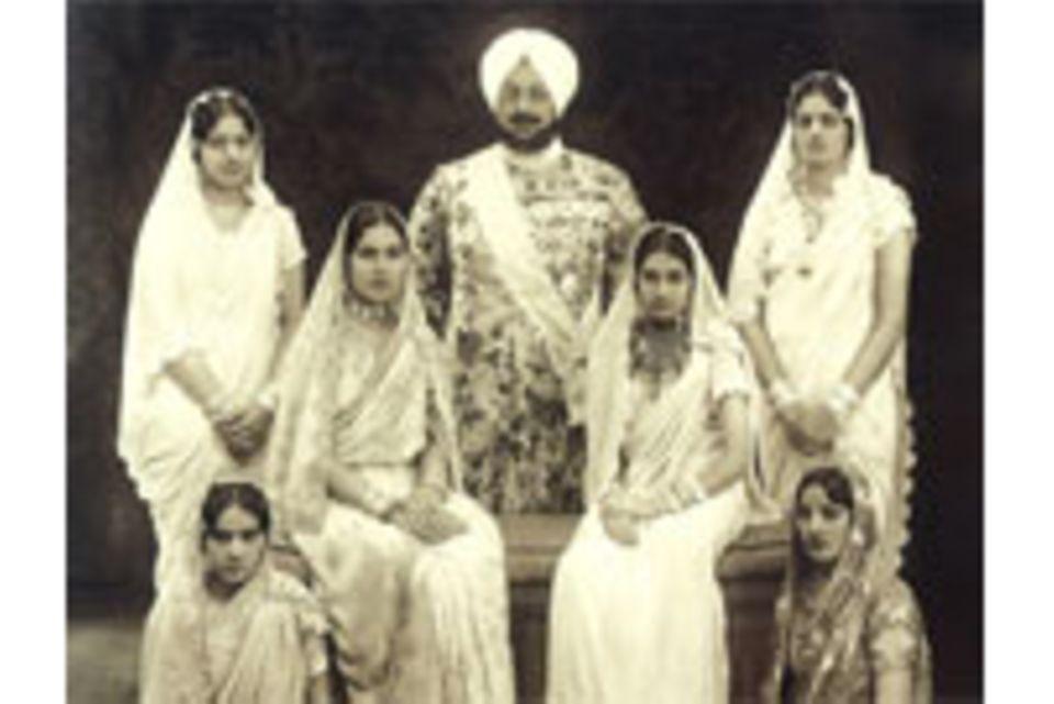 Indien: Die Fürsten der Verschwendung