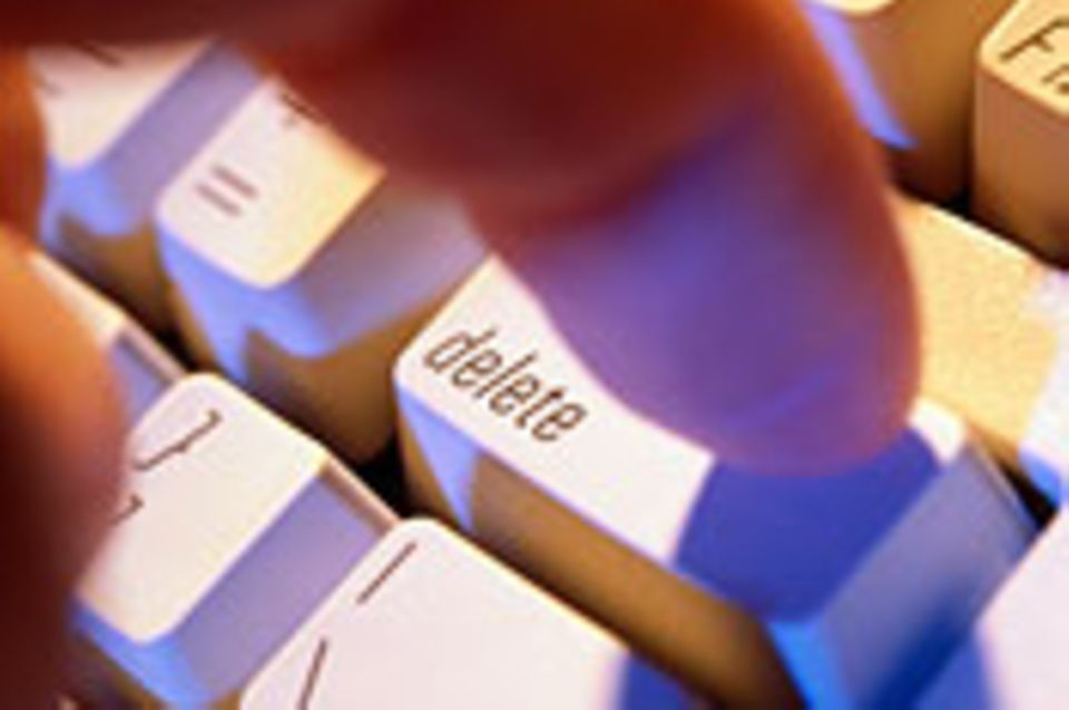Web 2.0: Wie löscht man seine Internet-Identität?