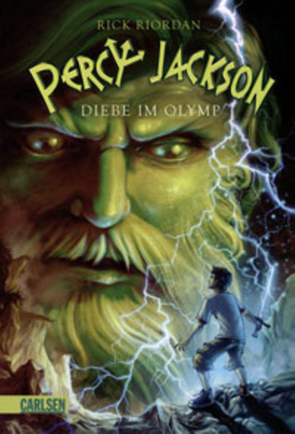 Kinotipp: Percy Jackson - Diebe im Olymp