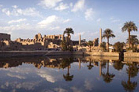 Luxor: An den Ufern der Zeit