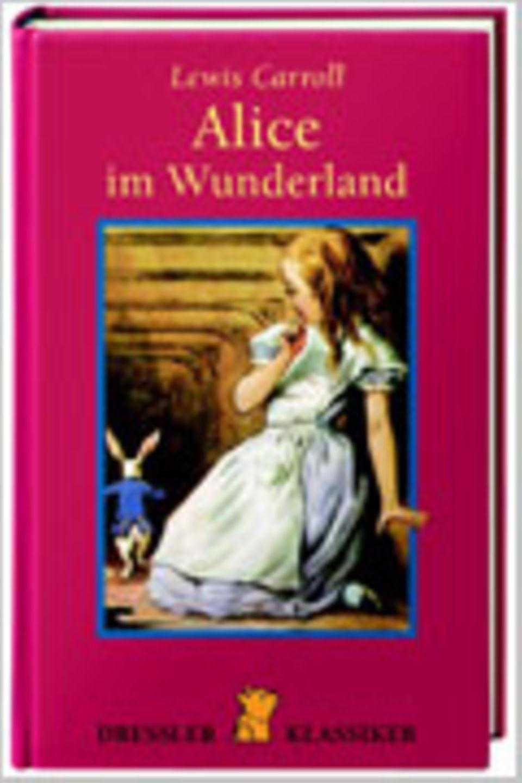 """Kinotipp: Das Buch """"Alice im Wunderland"""" von Lewis Caroll"""
