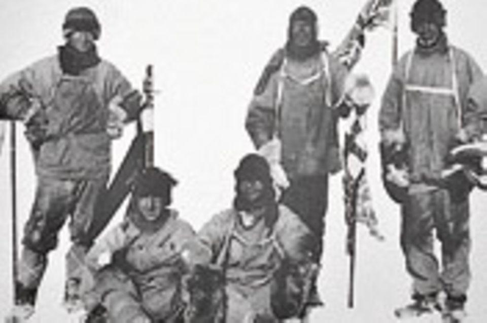 Abenteuer Expedition: Polarforschung: Duell in tödlicher Kälte