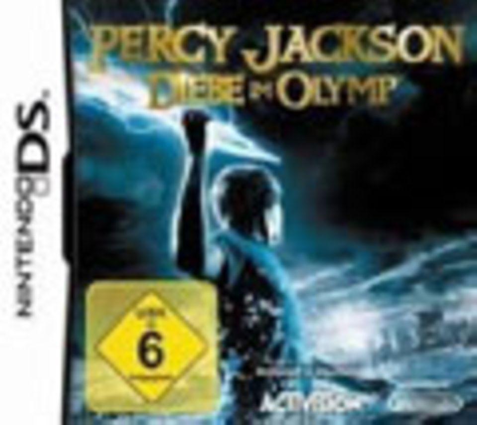 "Spieletest: ""Percy Jackson: Diebe im Olymp"""