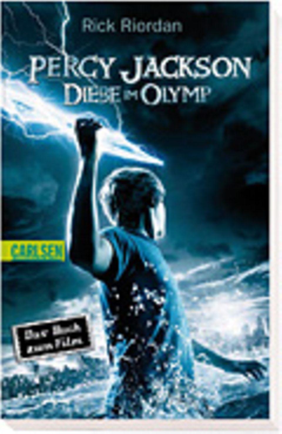 """Roman und Spiel """"Percy Jackson: Diebe im Olymp"""" für Nintendo DS"""