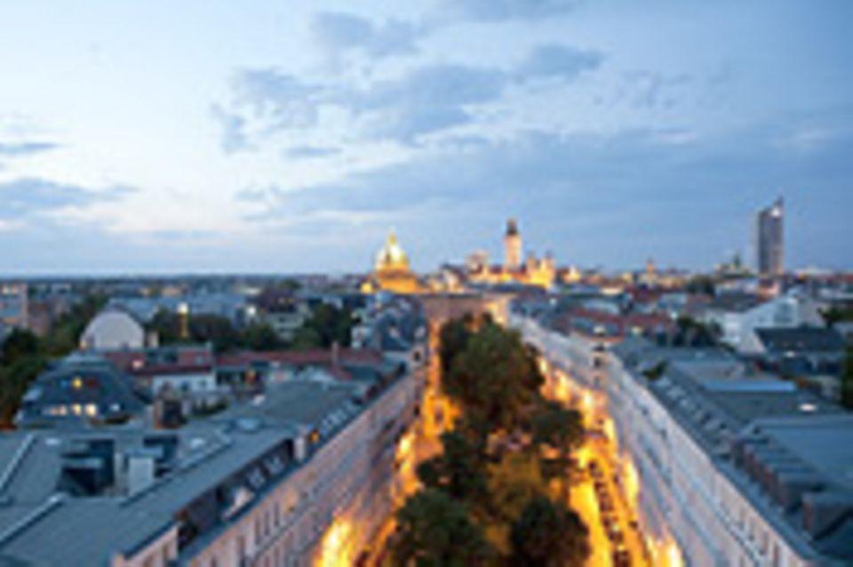 Städtereise: Leipzig