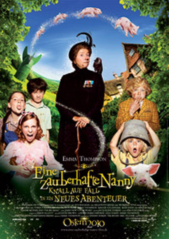 Kinotipp: Eine zauberhafte Nanny 2