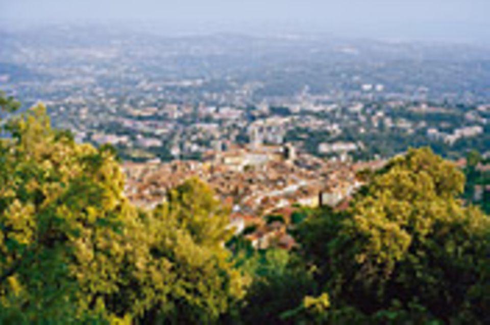 Provence: Auf der Route Napoléon von Cannes bis nach Grenoble