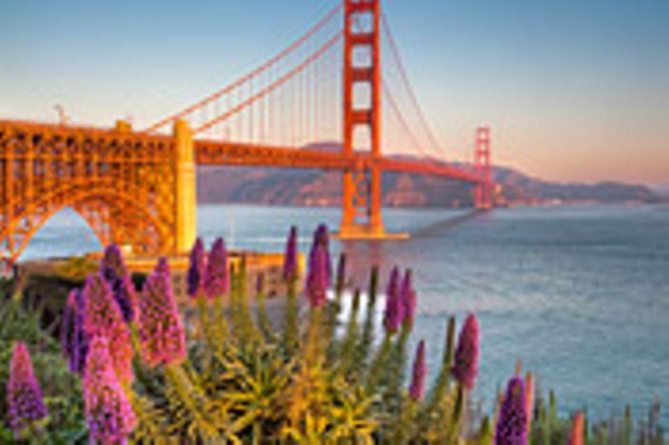 Grüner Reisen: San Francisco