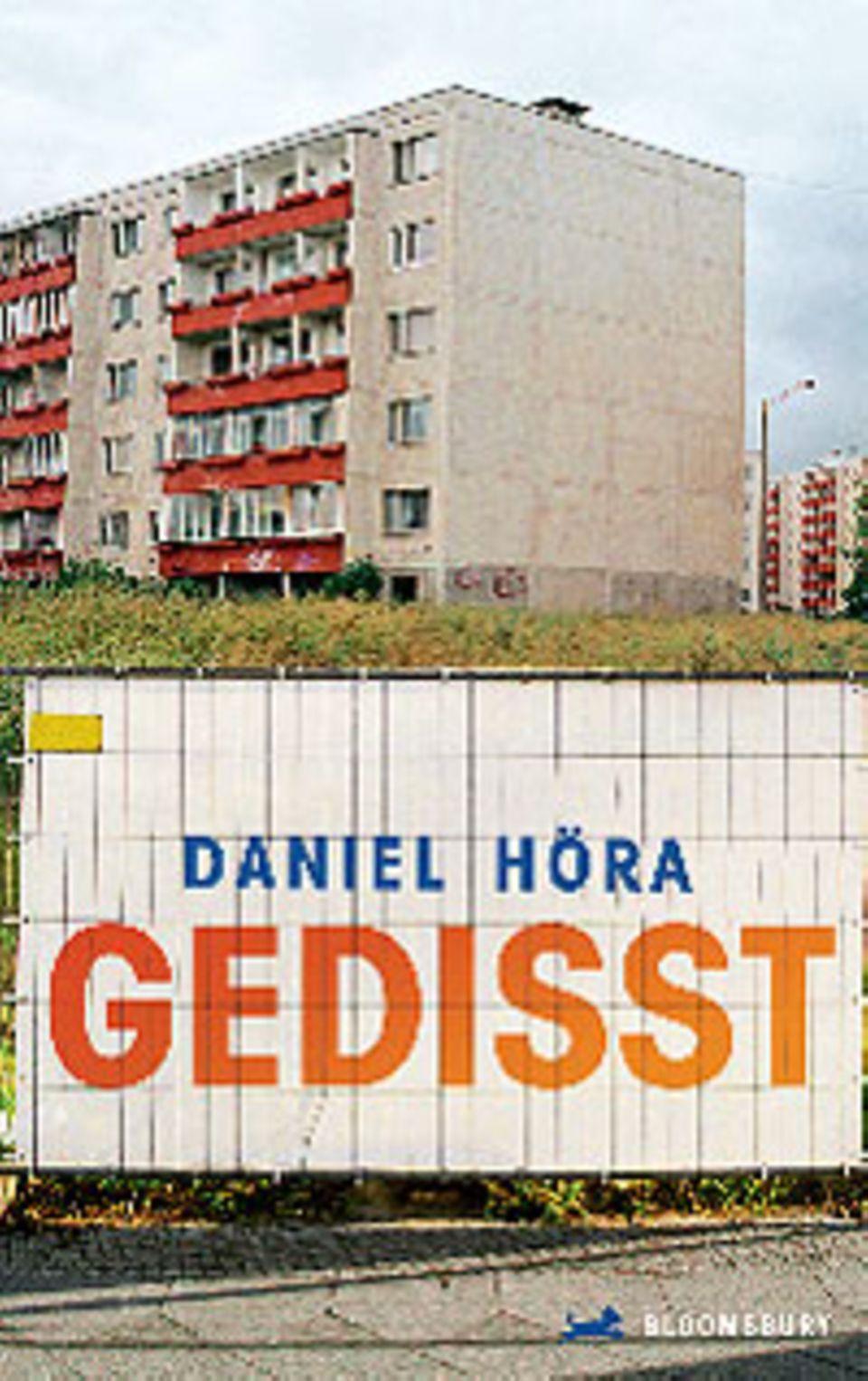 """Cover des Romans """"Gedisst"""""""