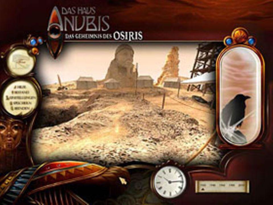 """Spieletest: """"Abenteuer im alten Ägypten"""""""
