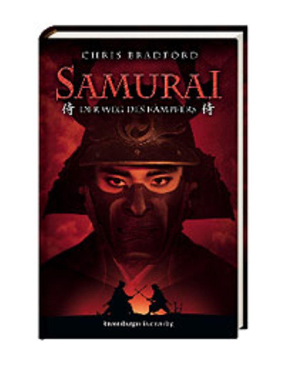 """Cover von """"Samurai. Der Weg des Kämpfers"""""""