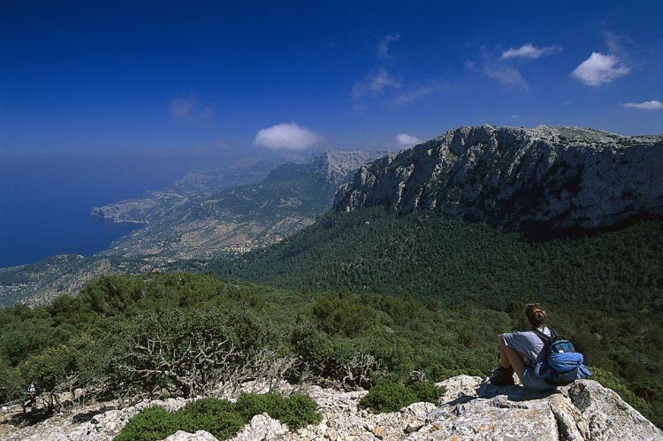 Gute Aussichten: Wandern auf Mallorca ist vielfältiger als mancher vielleicht denken mag